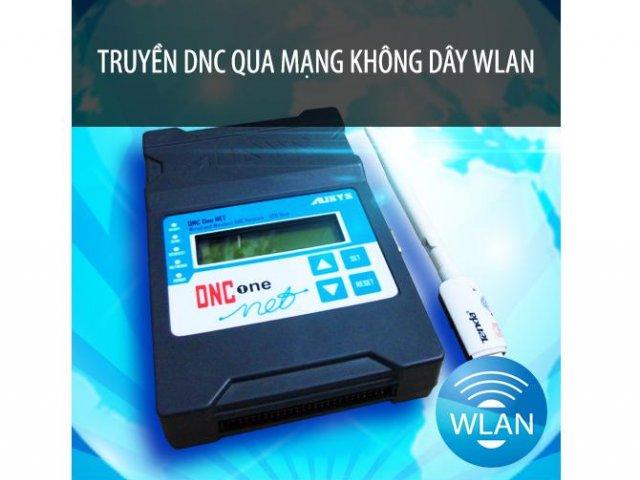 Giải pháp truyền DNC qua mạng không dây WLAN