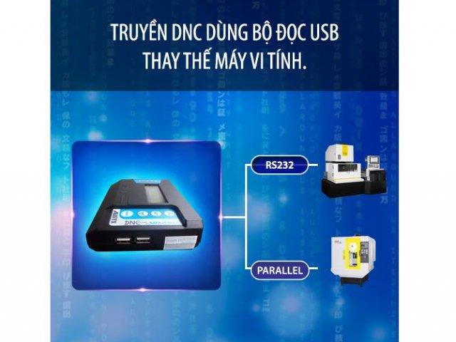 Giải pháp truyền DNC dùng bộ đọc USB
